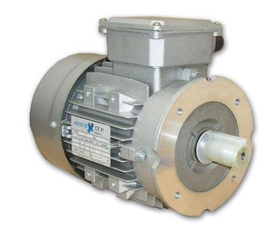 B14B Agisys motor