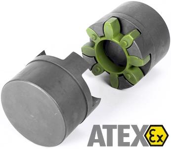 Green Star tengelykapcsoló Atex